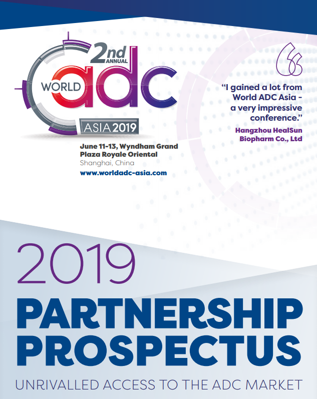World ADC Asia - Partnership Opportunities
