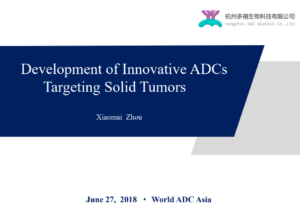 SNIP Development of Innovative ADCs